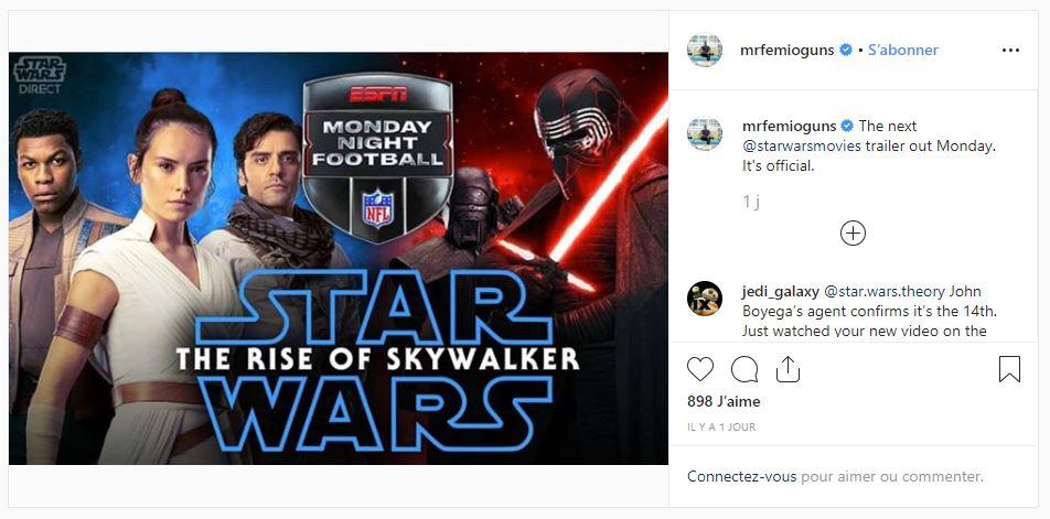 9 - Les RUMEURS de Star Wars IX - The Rise Of Skywalker - Page 3 Captur34