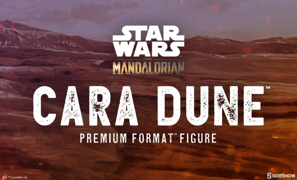 Cara Dune Premium Format Figure - Sideshow Collectibles Cara_d17