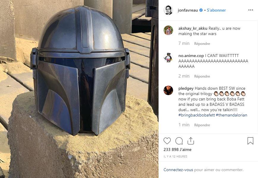 Les NEWS de la saison 2 de Star Wars The Mandalorian  Casque12