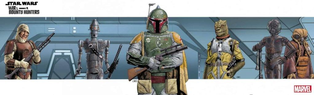 Star Wars War of the Bounty Hunters - Marvel  Cassad10