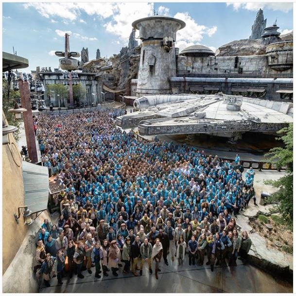 Les news Disney Star Wars: Galaxy's Edge aux Etats Unis (US) - Page 6 Castme43