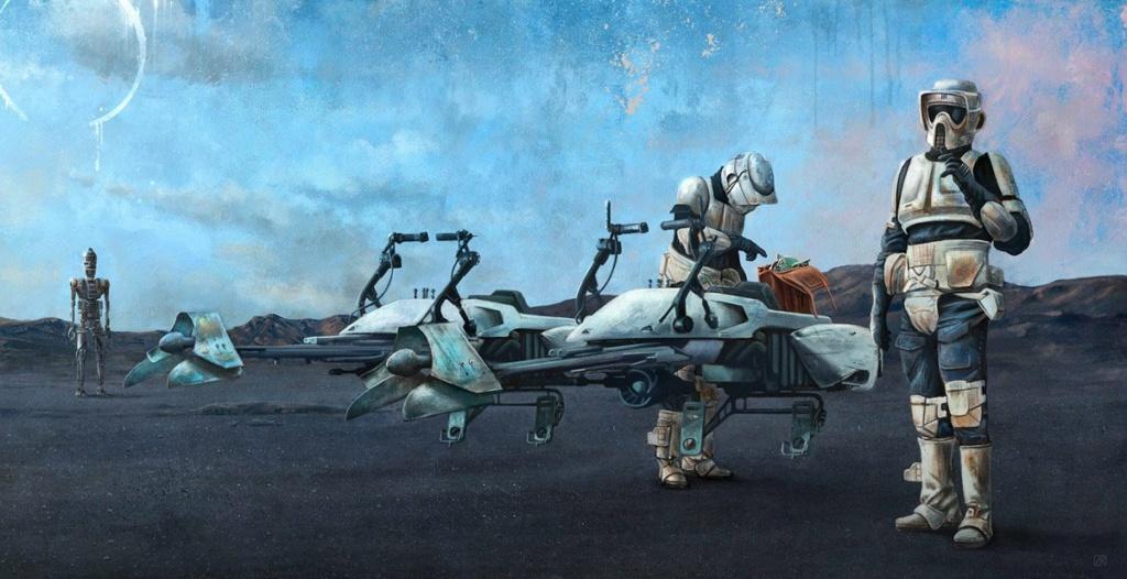 Checkpoint - Artwork Star Wars - ACME Archives Checkp11