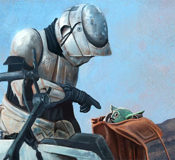 Checkpoint - Artwork Star Wars - ACME Archives Checkp12