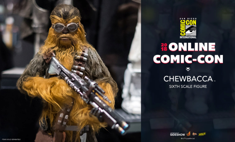 Hot Toys Star Wars Solo ASWS - Chewbacca Sixth Scale Figure Chewba10