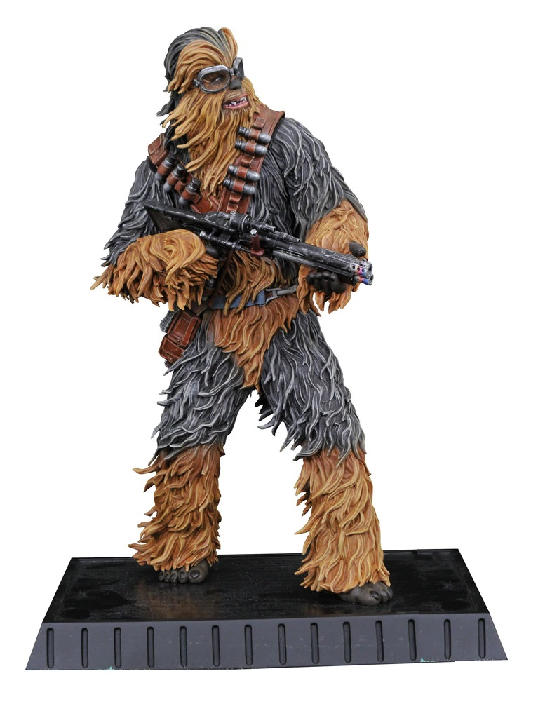 Star Wars Solo Chewbacca On Vandor 1:6 Scale Statue Chewba12