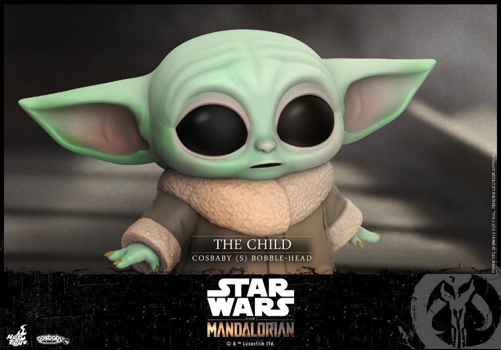 Star Wars The Mandalorian - Cosbaby Bobble-Head - Hot Toys Child_10
