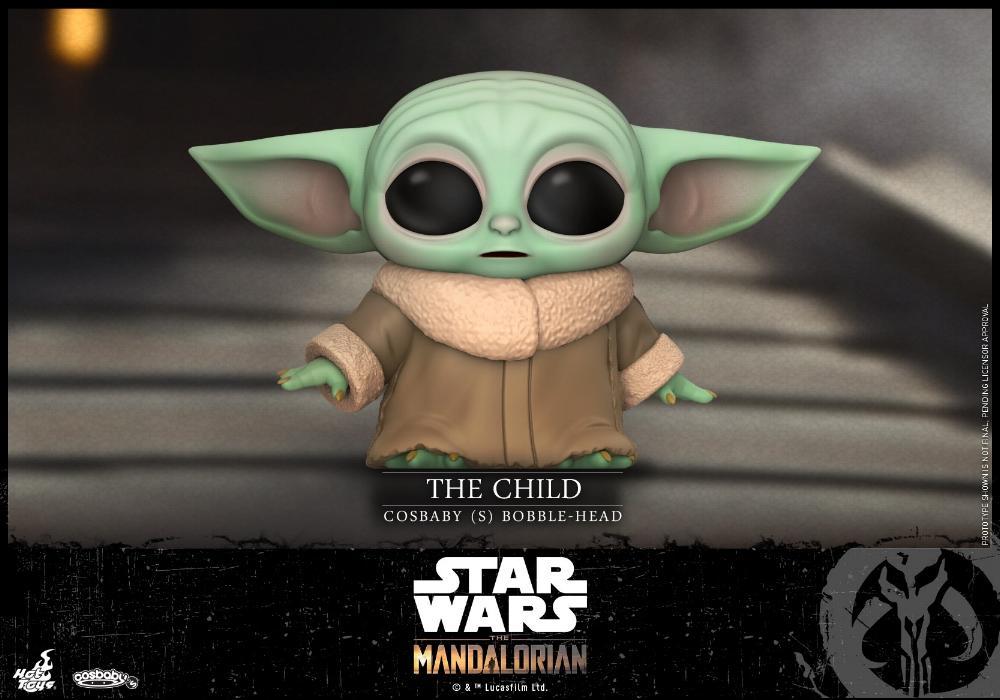 Star Wars The Mandalorian - Cosbaby Bobble-Head - Hot Toys Child_11