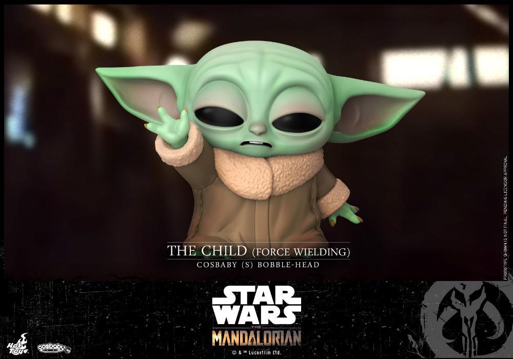 Star Wars The Mandalorian - Cosbaby Bobble-Head - Hot Toys Child_14