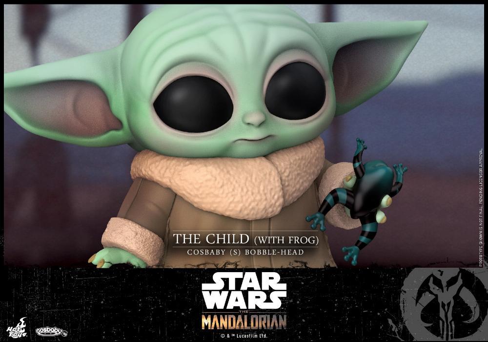 Star Wars The Mandalorian - Cosbaby Bobble-Head - Hot Toys Child_17