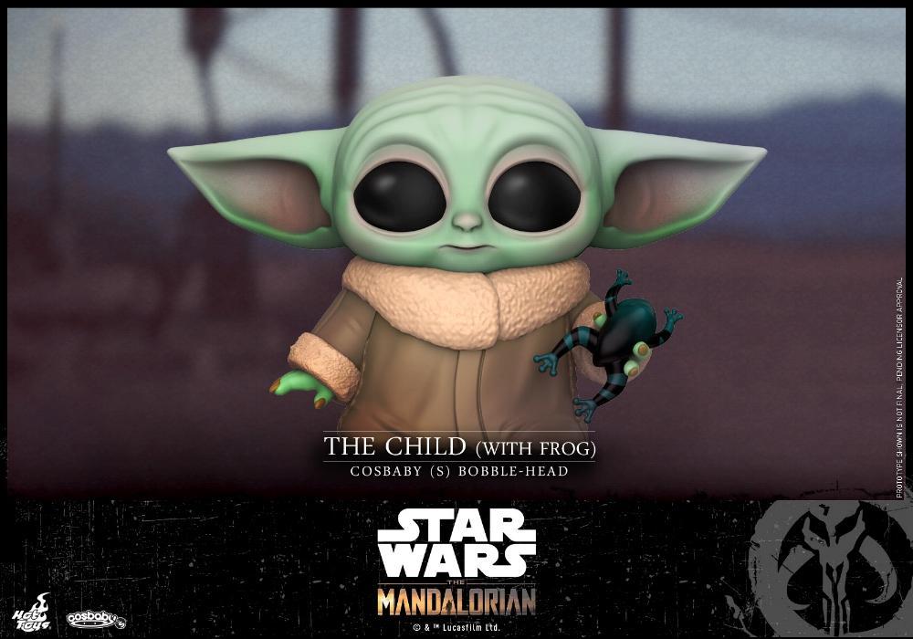 Star Wars The Mandalorian - Cosbaby Bobble-Head - Hot Toys Child_18