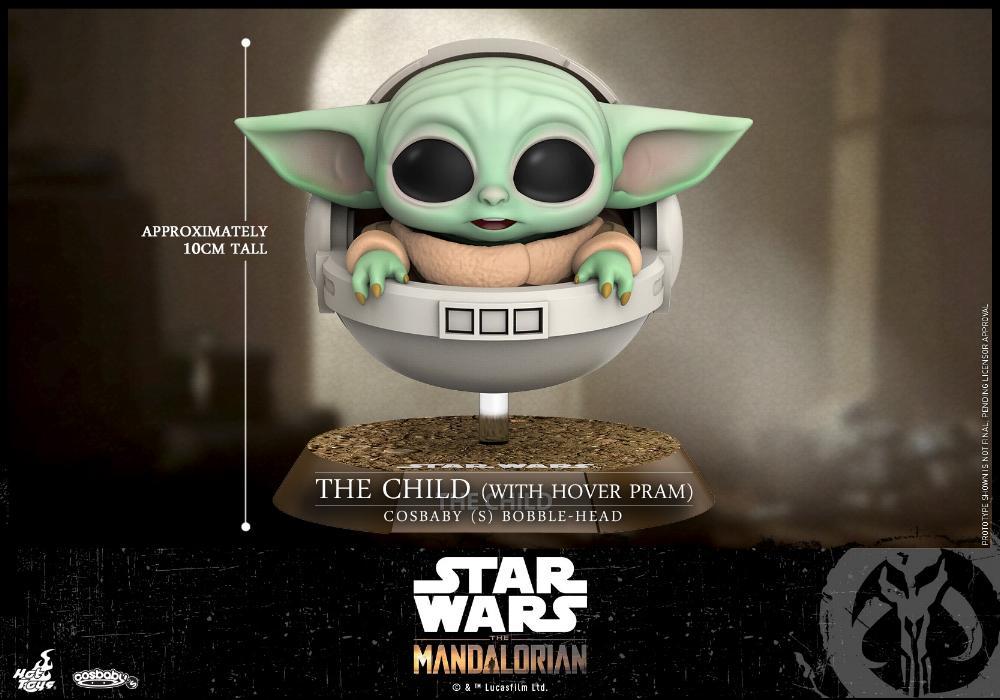Star Wars The Mandalorian - Cosbaby Bobble-Head - Hot Toys Child_20
