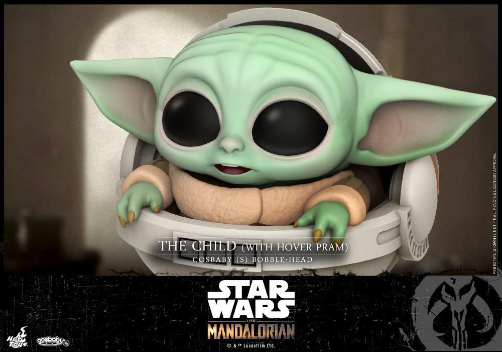 Star Wars The Mandalorian - Cosbaby Bobble-Head - Hot Toys Child_21