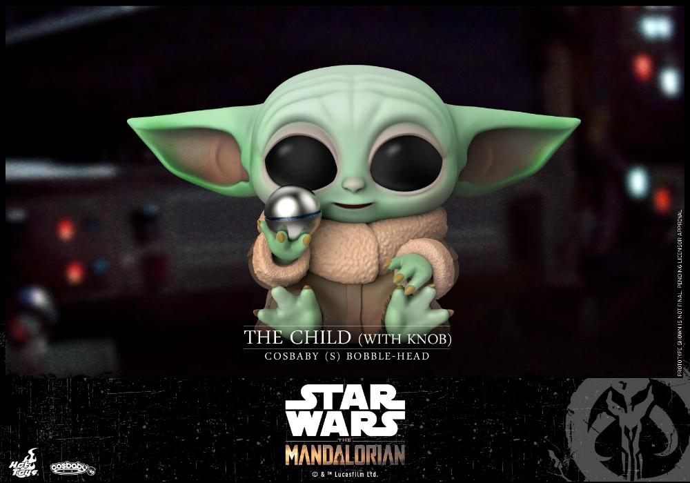Star Wars The Mandalorian - Cosbaby Bobble-Head - Hot Toys Child_23