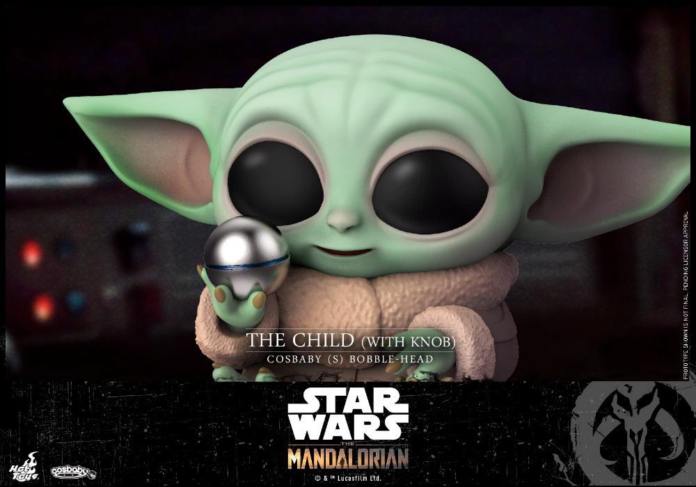 Star Wars The Mandalorian - Cosbaby Bobble-Head - Hot Toys Child_24