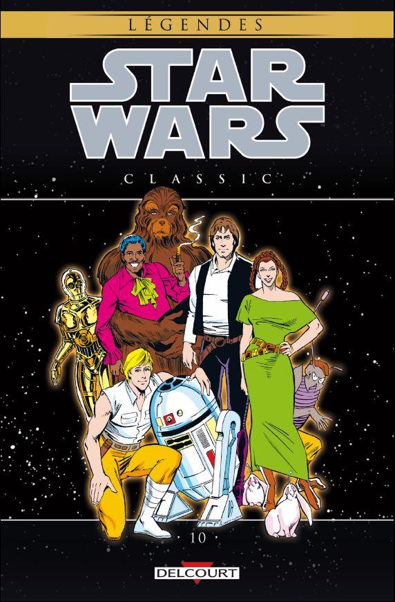 Star Wars Classic 10 - DELCOURT Classi10