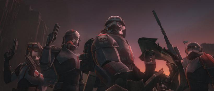 STAR WARS THE CLONE WARS - NEWS - NOUVELLE SAISON - DVD [3] - Page 5 Clone-13