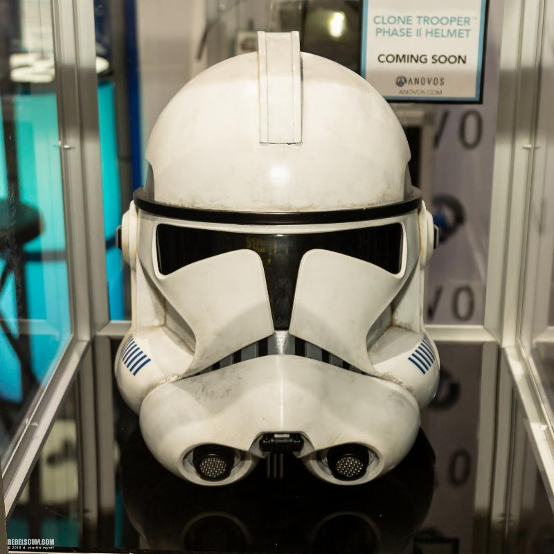 ANOVOS STAR WARS - Clone Trooper Phase II Helmet Clone_10