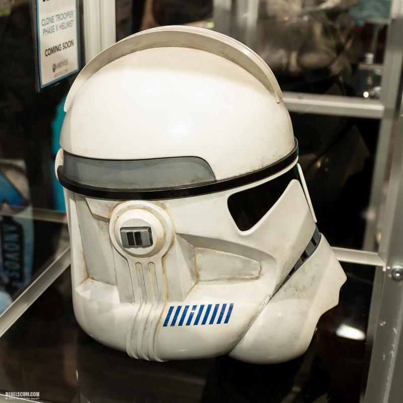 ANOVOS STAR WARS - Clone Trooper Phase II Helmet Clone_11