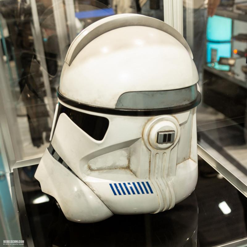 ANOVOS STAR WARS - Clone Trooper Phase II Helmet Clone_12
