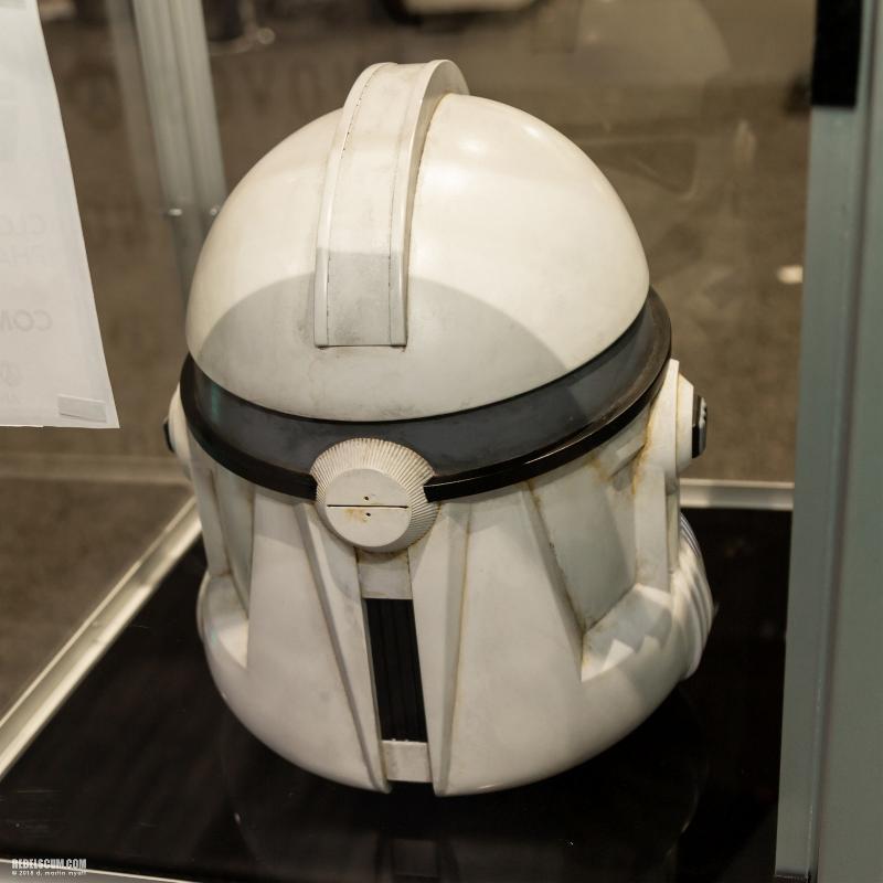 ANOVOS STAR WARS - Clone Trooper Phase II Helmet Clone_13
