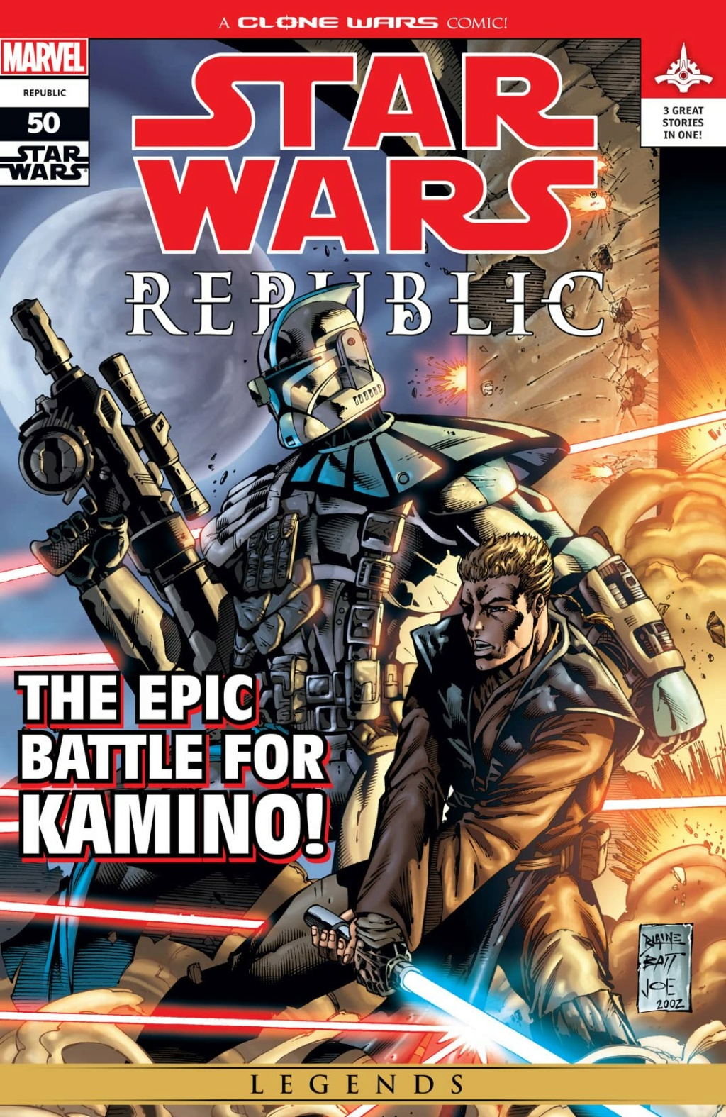Star Wars Légendes: Clone Wars 1 - Epic Collection - PANINI Clone_21