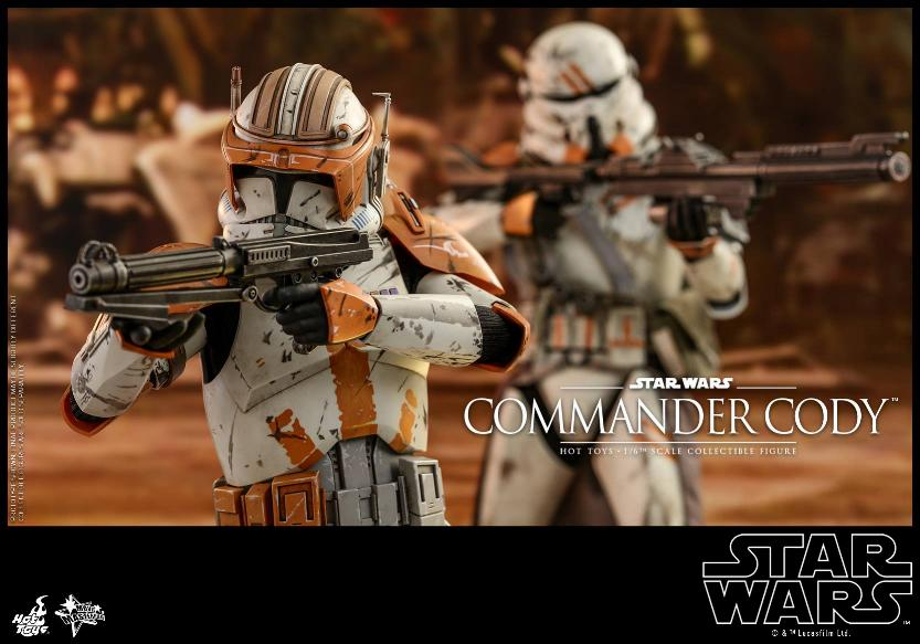 Hot Toys Star Wars - Commander Cody Sixth Scale Figure Cody_114