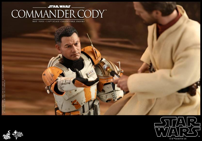 Hot Toys Star Wars - Commander Cody Sixth Scale Figure Cody_119
