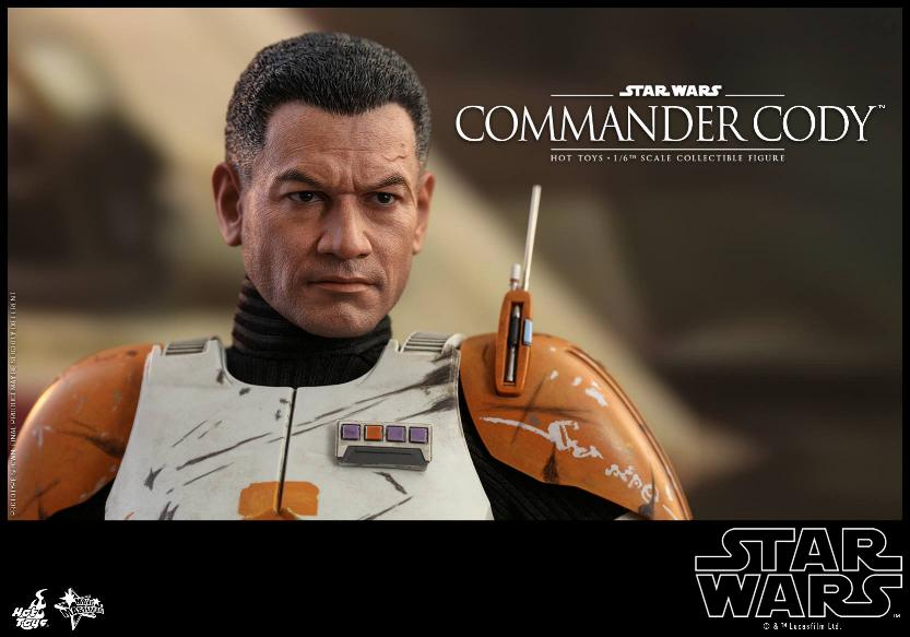 Hot Toys Star Wars - Commander Cody Sixth Scale Figure Cody_210