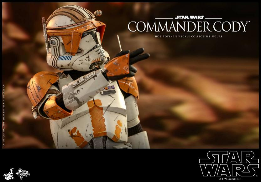 Hot Toys Star Wars - Commander Cody Sixth Scale Figure Cody_211