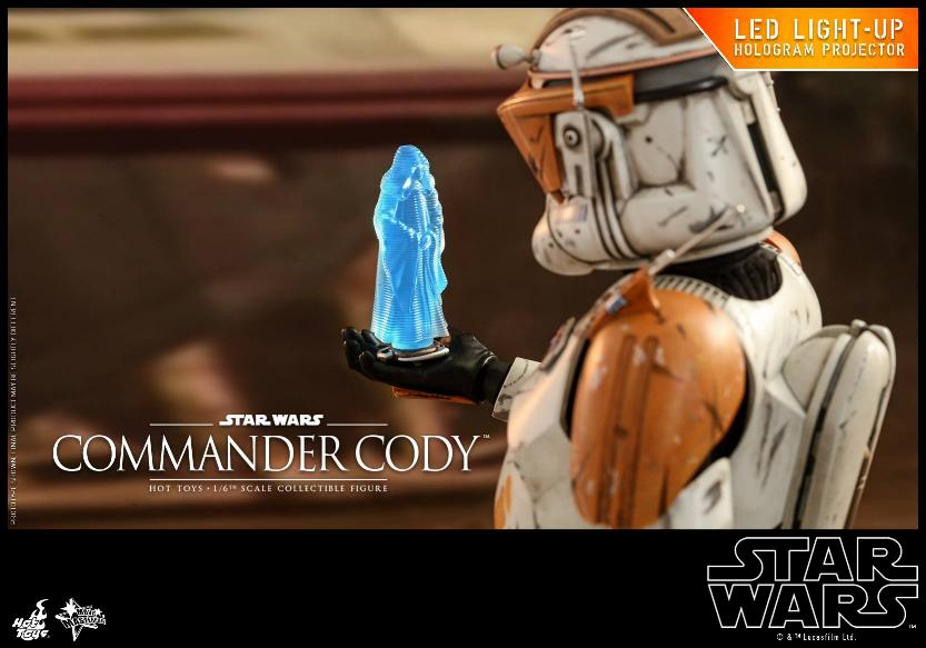 Hot Toys Star Wars - Commander Cody Sixth Scale Figure Cody_212