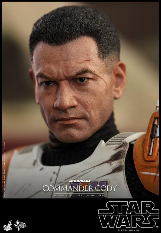 Hot Toys Star Wars - Commander Cody Sixth Scale Figure Cody_213