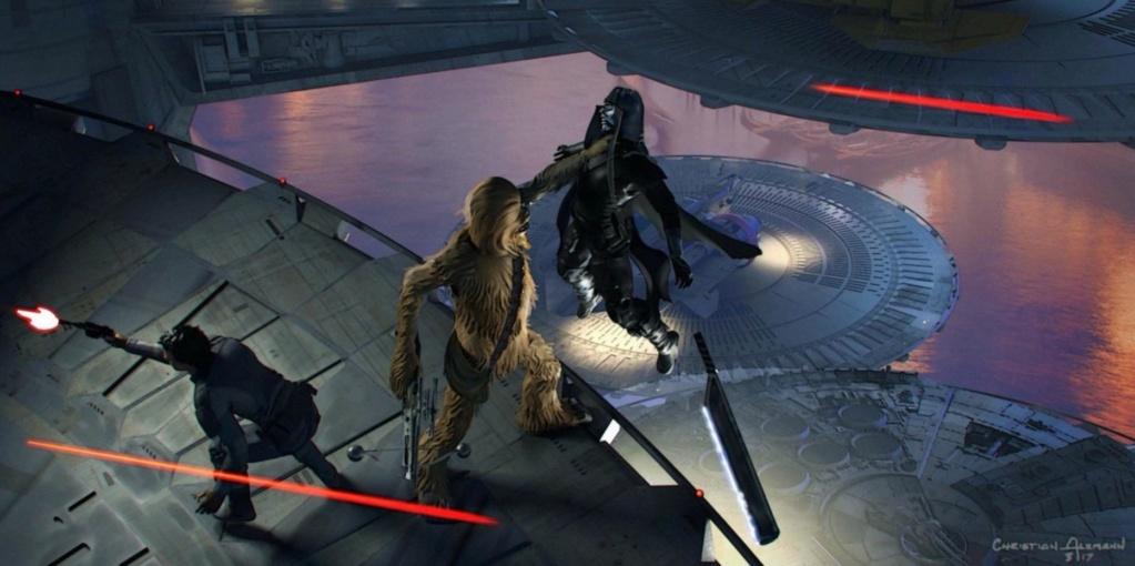 Star Wars IX - Duel of the Fates - Colin Trevorrow Colin_43