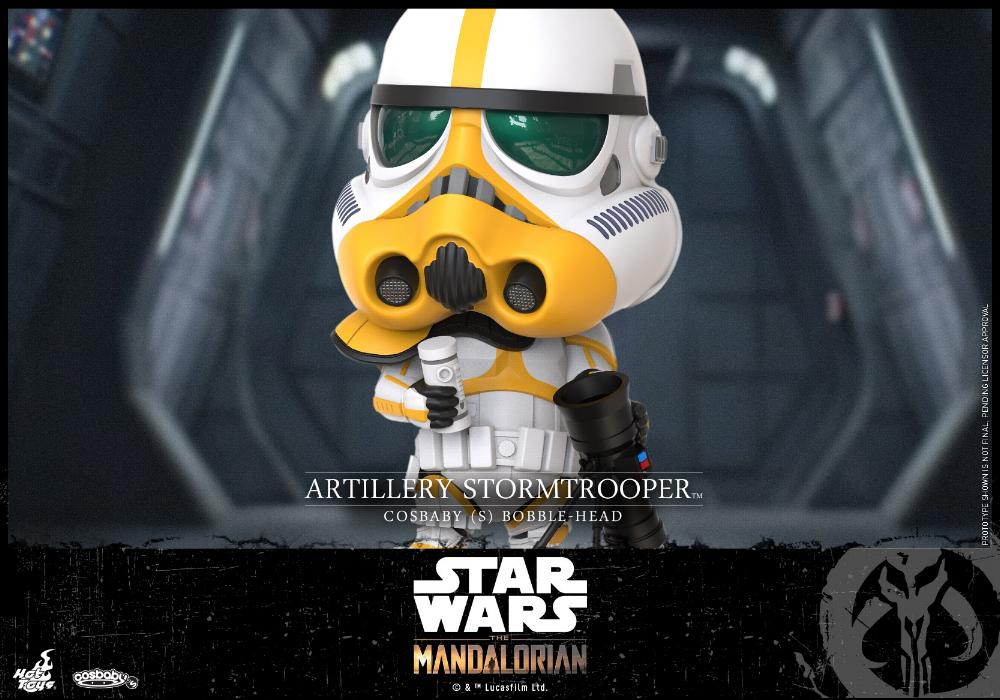 Star Wars The Mandalorian - Cosbaby Bobble-Head - Hot Toys Cosbab14