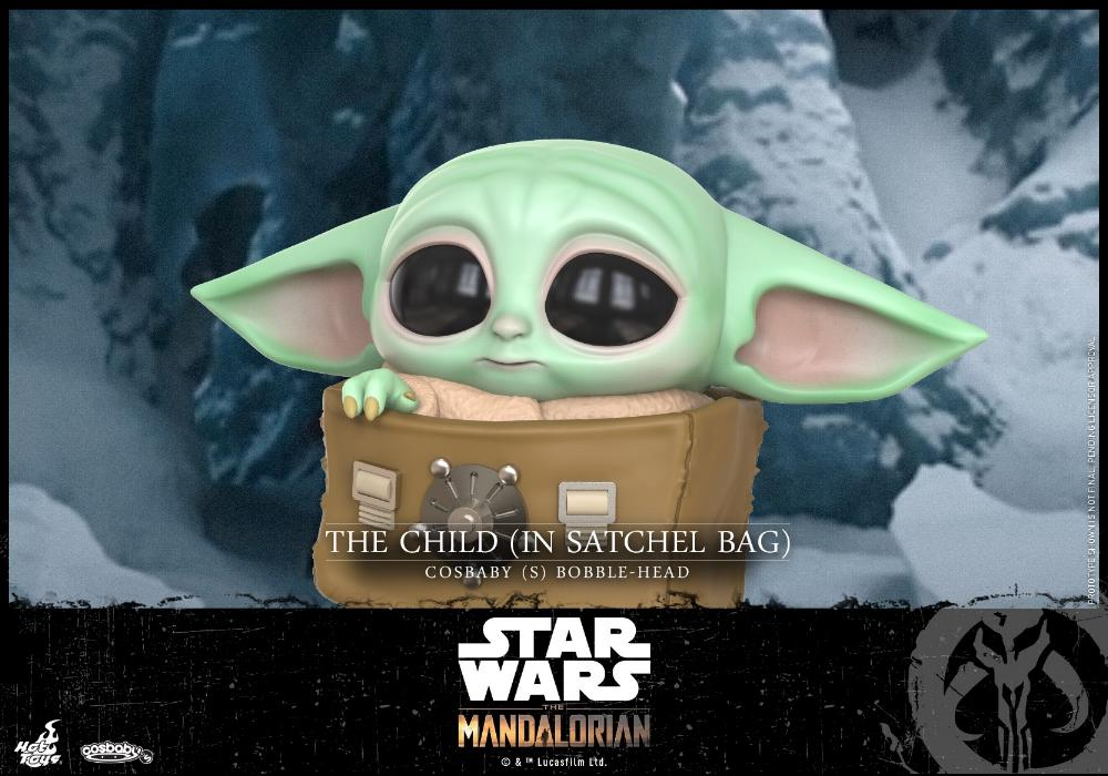 Star Wars The Mandalorian - Cosbaby Bobble-Head - Hot Toys Cosbab17