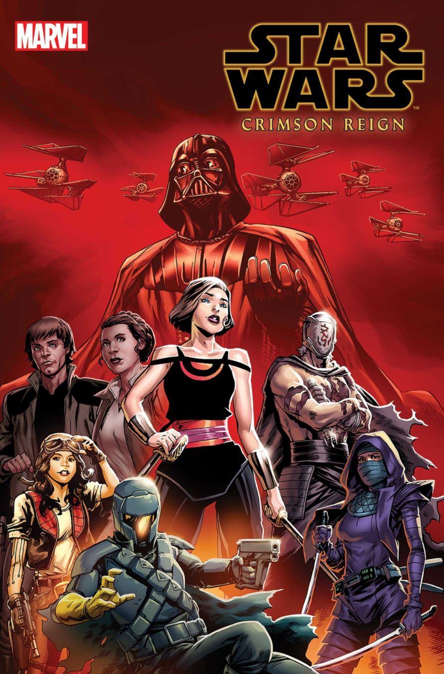 Star Wars: Crimson Reign - Marvel US Criwso11