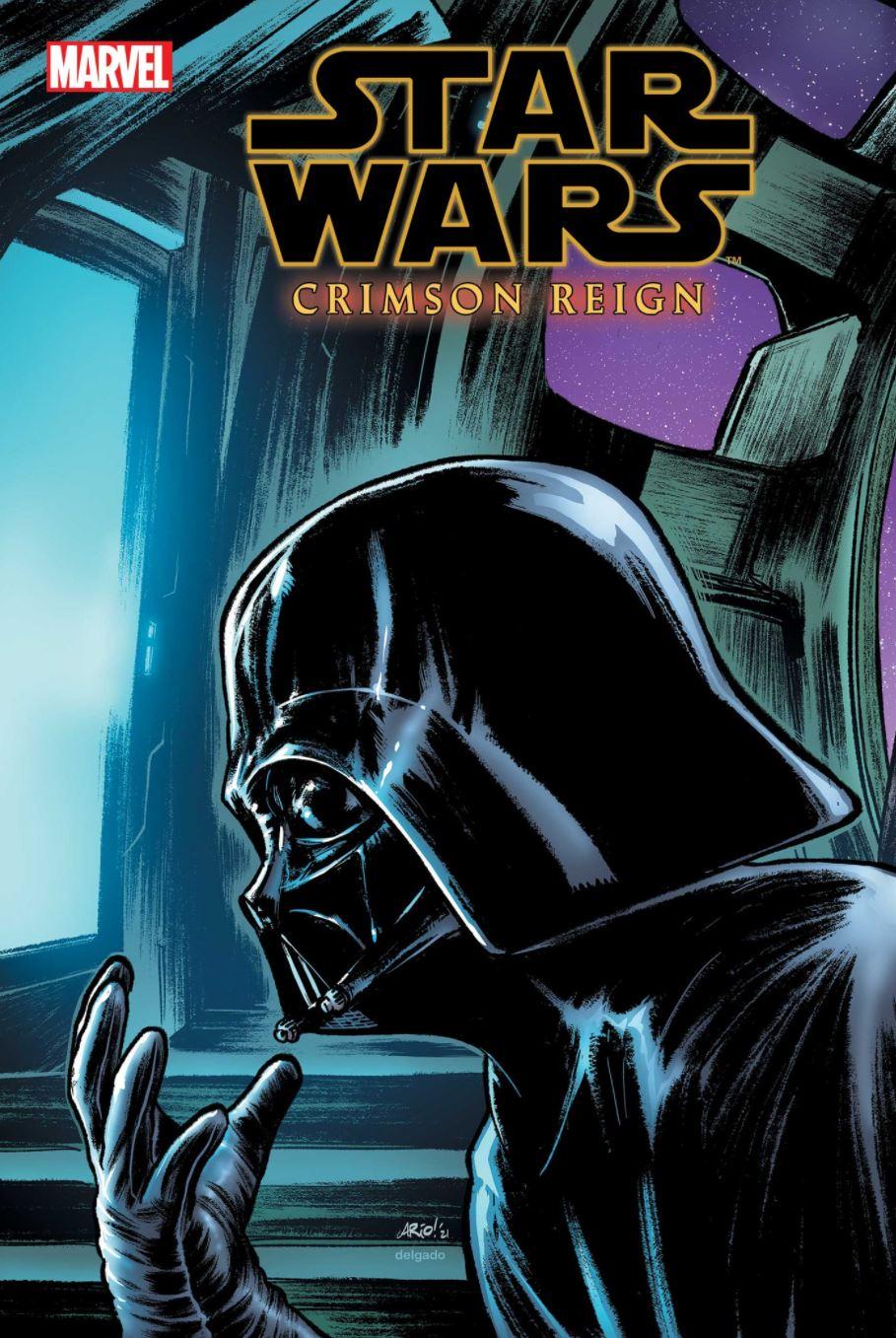 Star Wars: Crimson Reign - Marvel US Criwso12