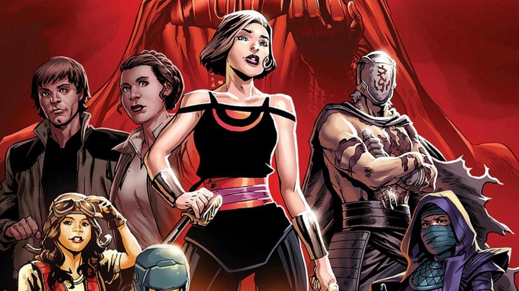Star Wars: Crimson Reign - Marvel US Criwso13