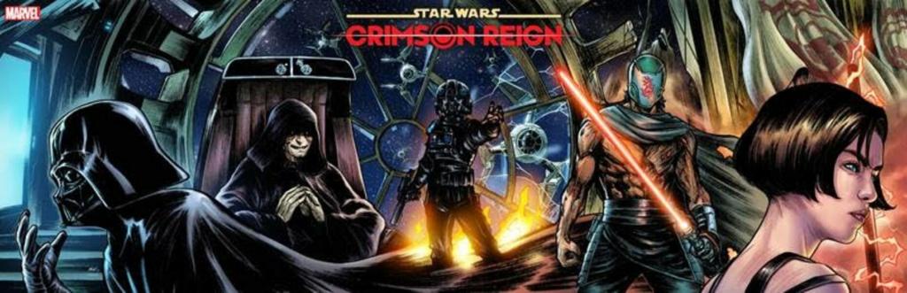 Star Wars: Crimson Reign - Marvel US Criwso14