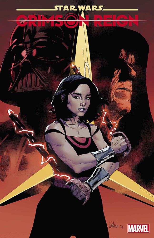 Star Wars: Crimson Reign - Marvel US Criwso15