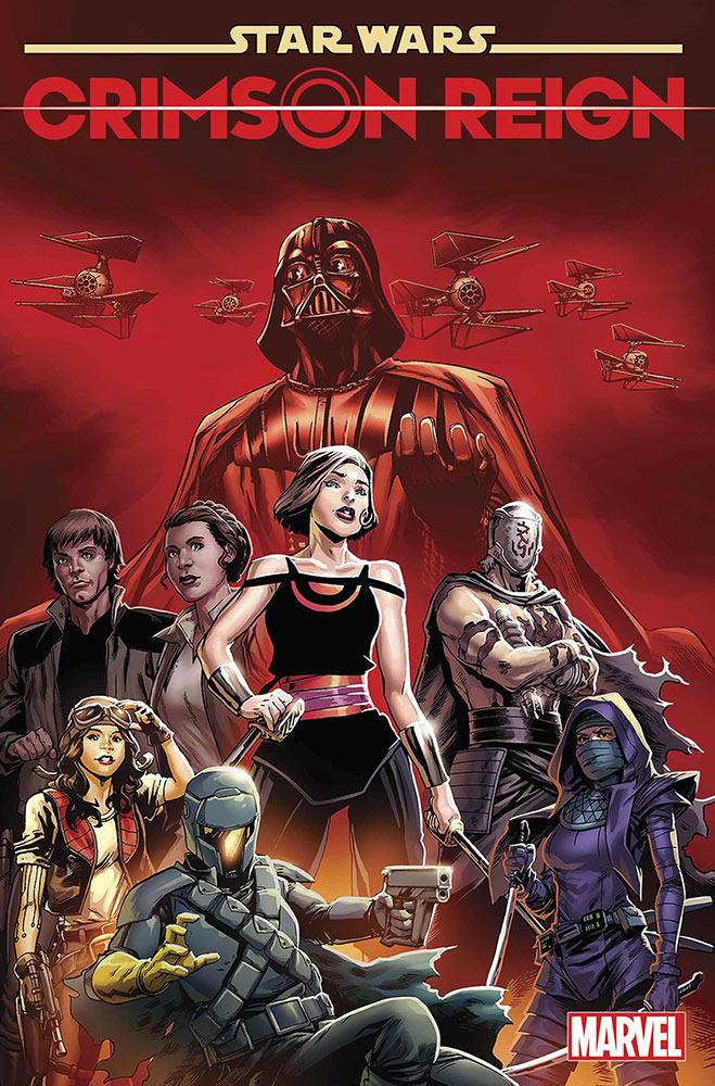 Star Wars: Crimson Reign - Marvel US Criwso17