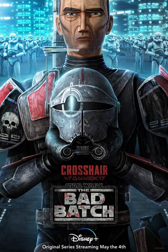 Star Wars The Bad Batch : Les NOUVELLES de la série Crossh10