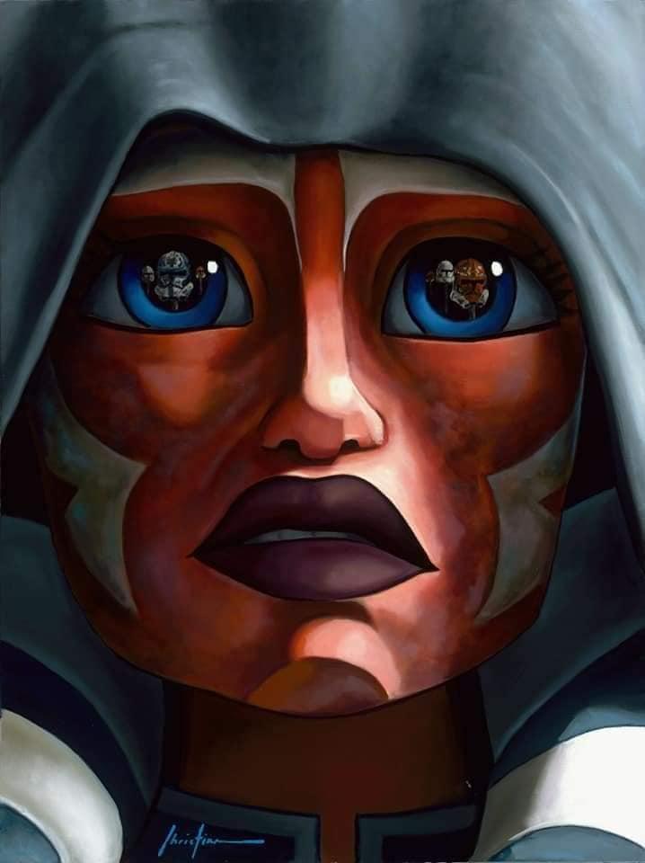 Artwork Star Wars Artiste : Christian Waggoner Cw_0110
