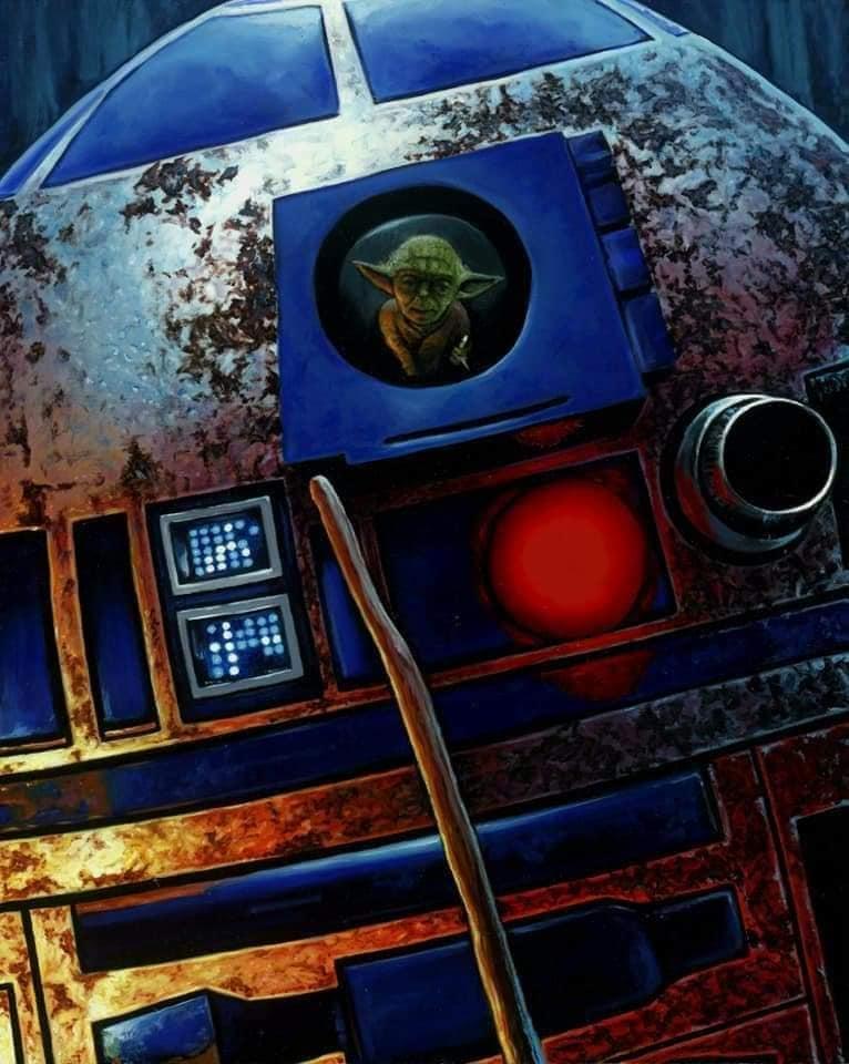 Artwork Star Wars Artiste : Christian Waggoner Cw_0310