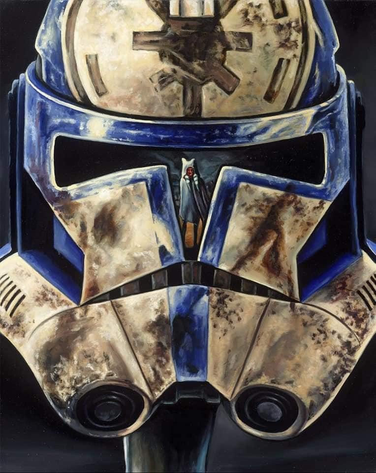 Artwork Star Wars Artiste : Christian Waggoner Cw_0410