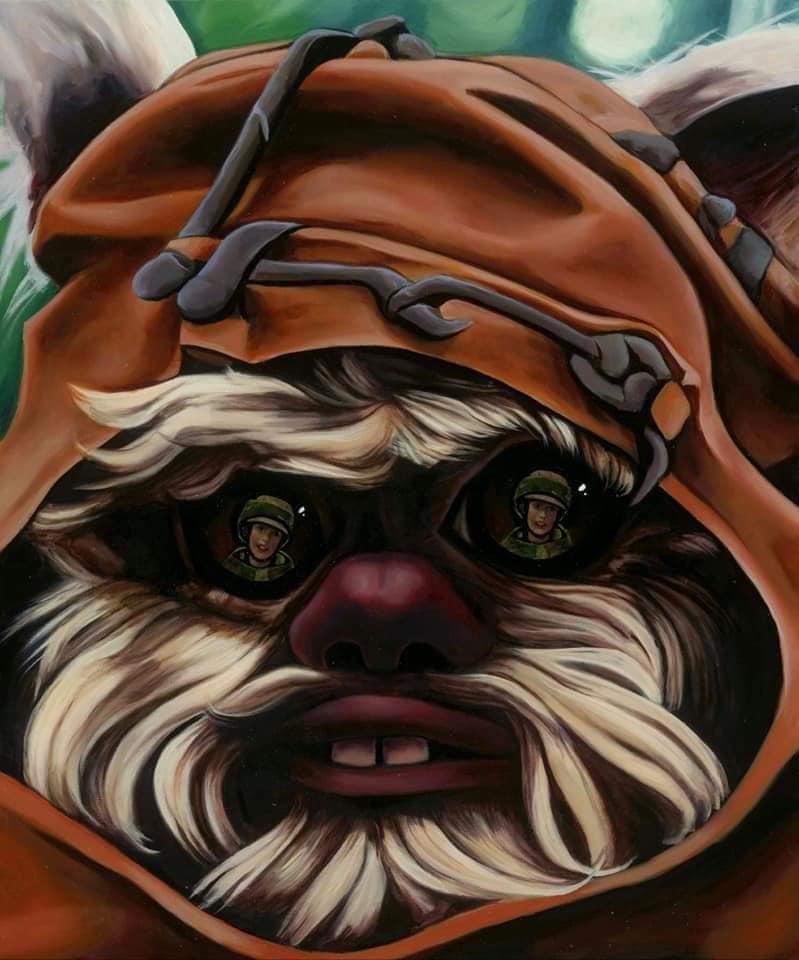 Artwork Star Wars Artiste : Christian Waggoner Cw_0610