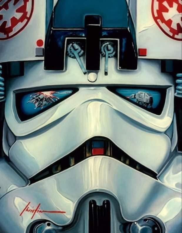 Artwork Star Wars Artiste : Christian Waggoner Cw_0710