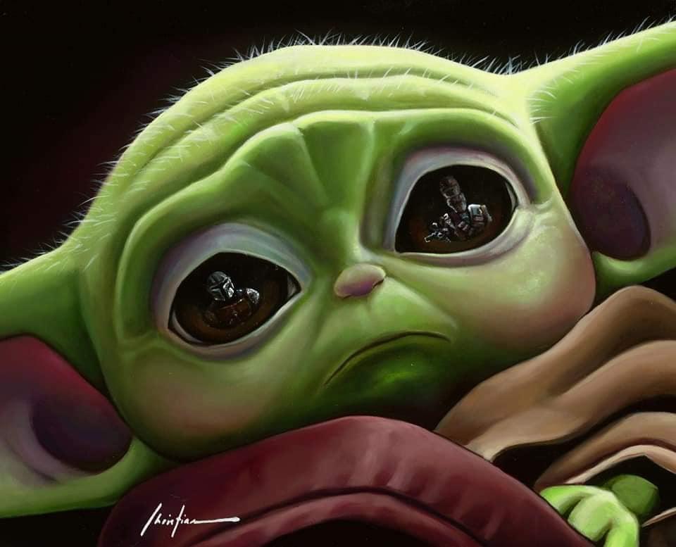 Artwork Star Wars Artiste : Christian Waggoner Cw_0810