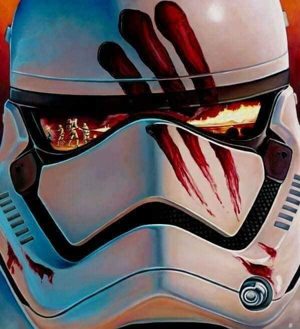 Artwork Star Wars Artiste : Christian Waggoner Cw_1010