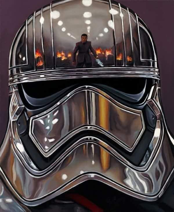 Artwork Star Wars Artiste : Christian Waggoner Cw_1110