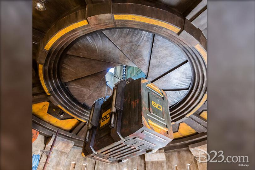Les news Disney Star Wars: Galaxy's Edge aux Etats Unis (US) - Page 6 D23_2310